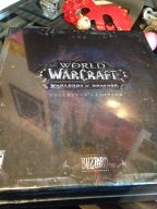 Unboxing of Warlords of Draenor Collectors Edition